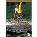 Masters-1986 Tournament Highlights-20th Anniversary Limited Edition Product Image