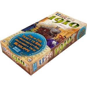 Ticket to Ride: USA 1910 Expansion Product Image