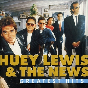 Greatest Hits  - Huey Lewis & The News Product Image