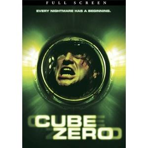 Cube Zero Product Image