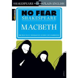 Macbeth (No Fear Shakespeare) Product Image