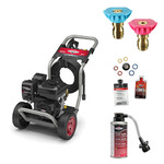 3200 PSI Pressure Washer w/ Accessories Product Image