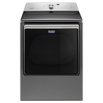 8.8 Cu Ft Front Loading Electric Dryer Metallic Slate Product Image