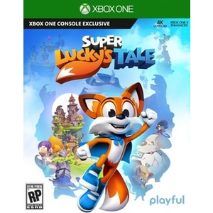 Super Luckys Tale Product Image