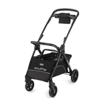 Shuttle Caddy Frame Stroller Black Product Image