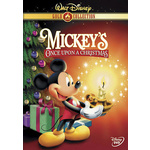 Mickeys Once Upon a Christmas-Gold Product Image