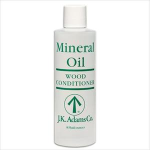 Mineral Oil, 8 fl. oz. Product Image