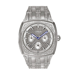 Mens Multi-Function Crystal Watch Crystal Dial Product Image
