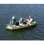 Solstice Outdoorsman 1200 6 person Fishing Boat Product Image