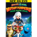 Monsters Vs Aliens-Mutant Pumpkins From Outer Space Product Image