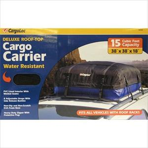 Cargoloc Deluxe Roof Top Cargo Carrier Product Image