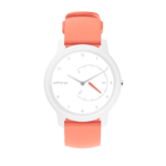 Move Activity Tracking Watch (White/Coral) Product Image
