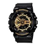 G-Shock Big Case Ana-Digi Watch Black/Gold Product Image