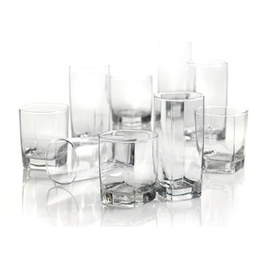 Sterling 16pc Glassware Set Product Image