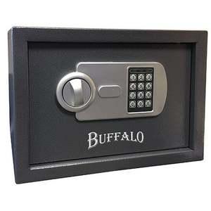 Personal Safe w/ Keypad Lock Black Product Image