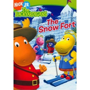 Backyardigans-Snow Fort Product Image