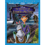 Adv of Ichabod & Mr Toad-Special Edition Product Image
