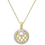 Diamond Lattice Necklace Product Image
