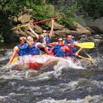 Whitewater Raft the Lehigh River Product Image