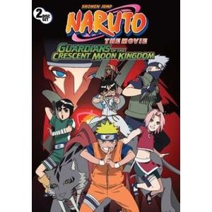 Naruto the Movie 3-Crescent Moon Kingdom Product Image