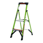 MightyLite 4ft Type 1A Fiberglass Ladder Product Image