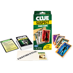 Clue Suspect Card Game Ages 8+ Years Product Image