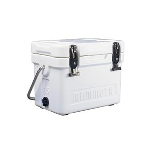 Cruiser 15qt Rotomolded Cooler White Product Image