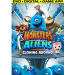 Monsters Vs Aliens-Cloning Around Product Image