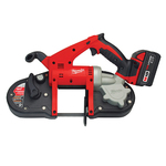 M18 Cordless Lithium-ion Band Saw Kit w/ 2 Battery Packs Product Image
