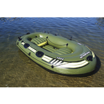 Solstice Outdoorsman 9000 4 person Fishing Boat Product Image