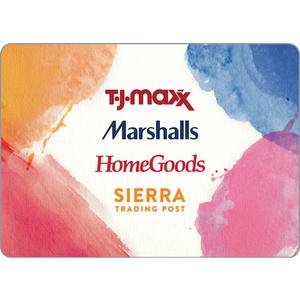 Marshalls® eGift Card $50 Product Image