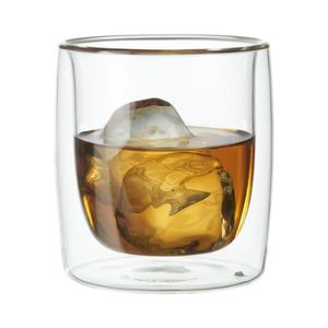 Sorrento 2-Piece Double-Wall Tumbler Glass Set Product Image