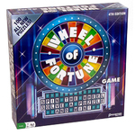 Wheel Of Fortune 4th Edition Ages 8+ Years Product Image