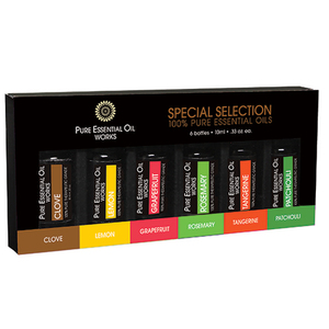 Special Selection Essential Oils Set Product Image