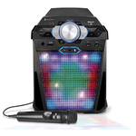 All-Digital Vibe Party Pack Karaoke System Product Image