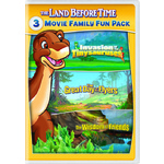 Land Before Time Xi-Xiii 3-Movie Family Fun Pack Product Image