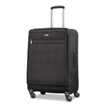 Century Softside Medium Journey Spinner Basalt Black Product Image