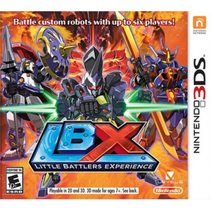 Lbx: Little Battlers Experience Product Image