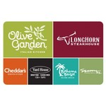 Darden Restaurants eGift Card $50 Product Image