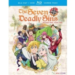 Seven Deadly Sins-Season One-Part Two Product Image