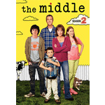 Middle-Complete 2nd Season Product Image