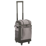 42-Can Wheeled Soft Cooler Gray Product Image