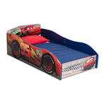 Cars Wood Toddler Bed Product Image