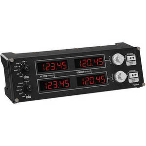 Flight Radio Panel Product Image
