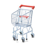 Metal Shopping Cart Toy Ages 3+Years Product Image