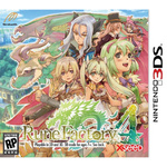 Rune Factory 4 Product Image
