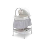 Deluxe Gliding Bassinet Silver Lining Product Image