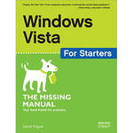 Book: Windows Vista for Starters: The Missing Manual Product Image