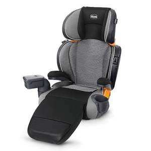 KidFit Zip Air Plus 2-in-1 Belt Positioning Booster Car Seat Q Collection Product Image