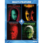 Hellraiser Collection 4 Film Set Product Image
